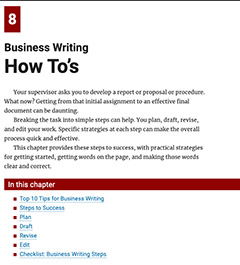 Business Writing How-tos