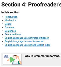 Proofreader's Guide